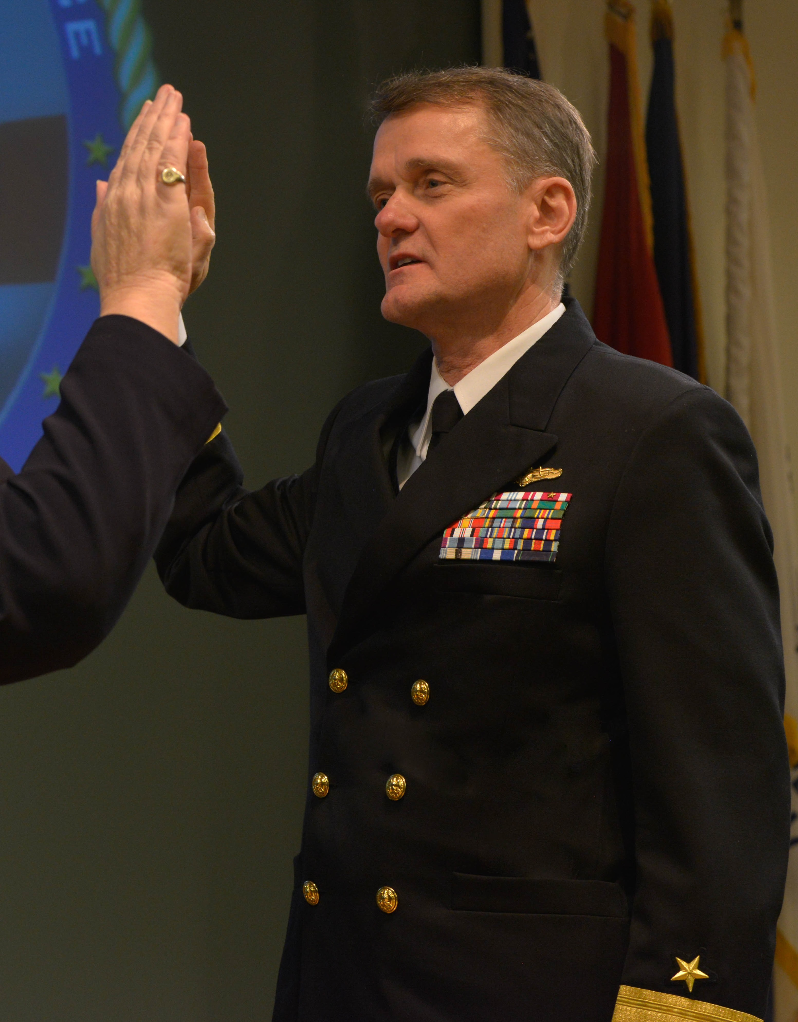 RDML Gene Price assumes directorship of the National Maritime Intelligence-Integration Office (NMIO) and the Office of Naval Intelligence.