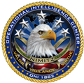 Nimitz Operational Intelligence Center seal
