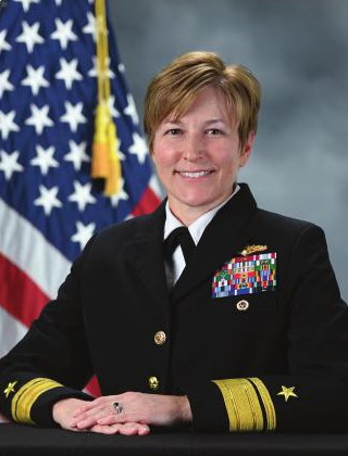 Rear Admiral Aeschbach Assumes Command at ONI, NMIO