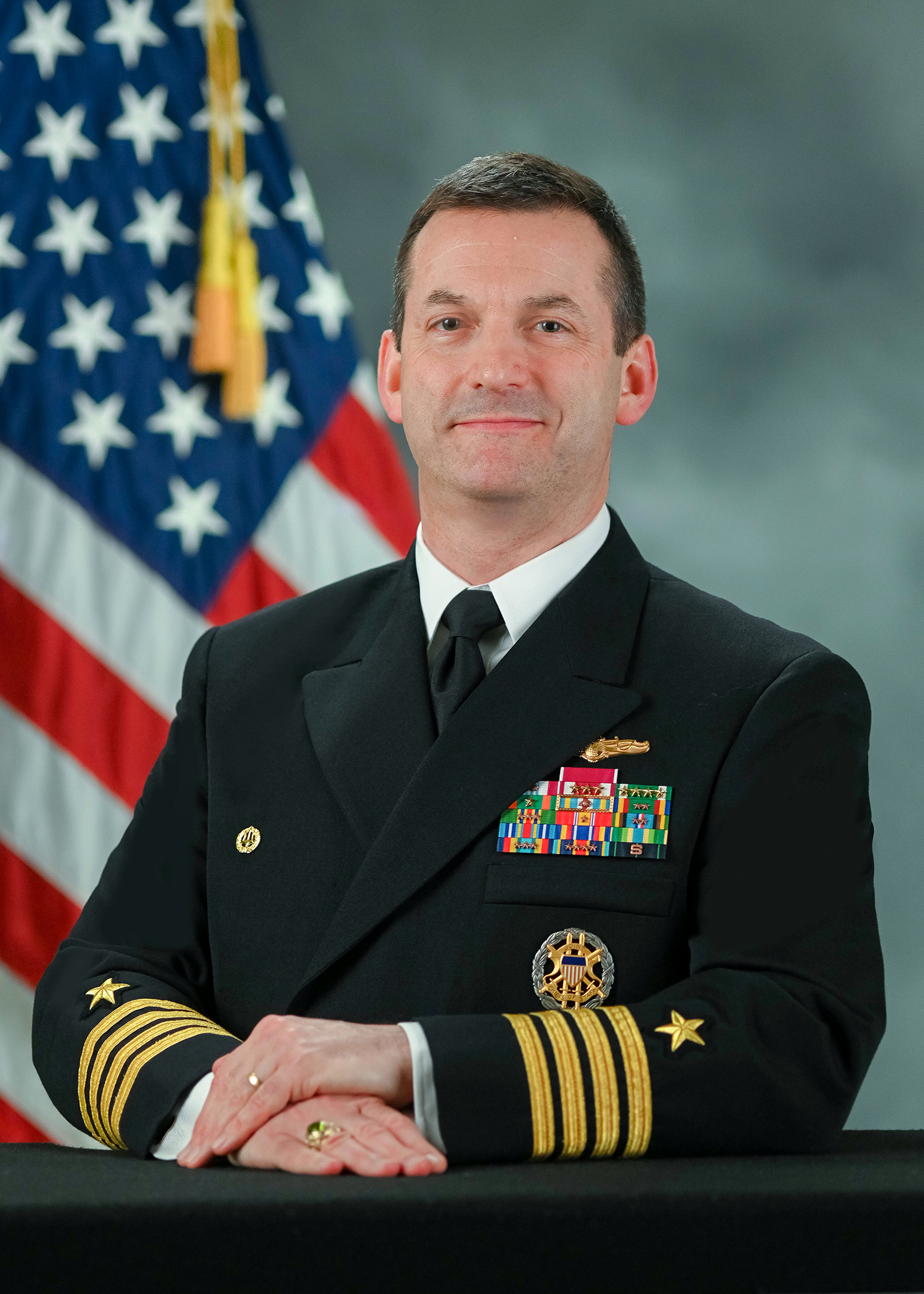 Commanding Officer Nimitz Operational Intellgence Center