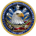 The Nimitz Operational Intelligence Center Seal